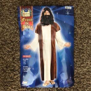 Jesus Halloween Costume & Wig